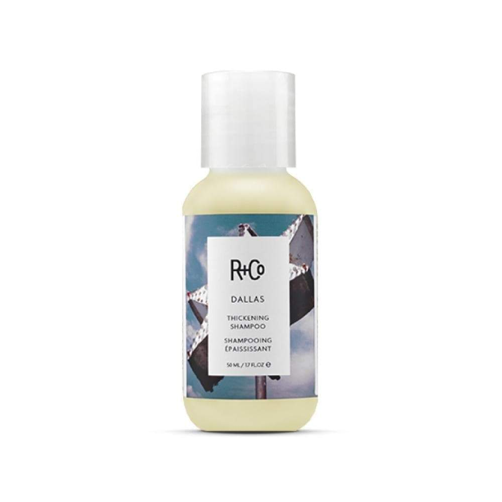 R+Co Shampoo DALLAS Thickening Shampoo 50ml Travel size