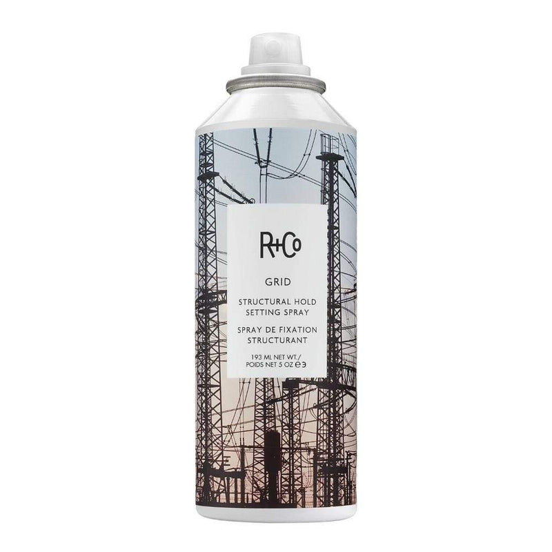 R+Co Styling GRID Structural Hold Setting Spray 193ml