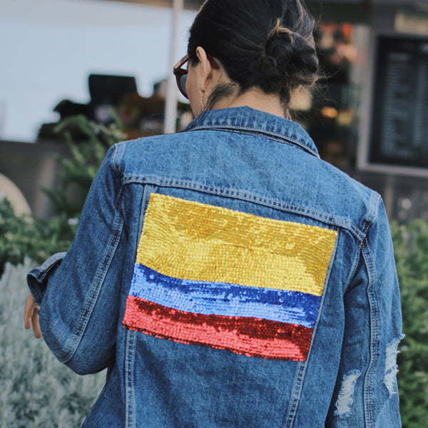 Colombia Bandera Jacket