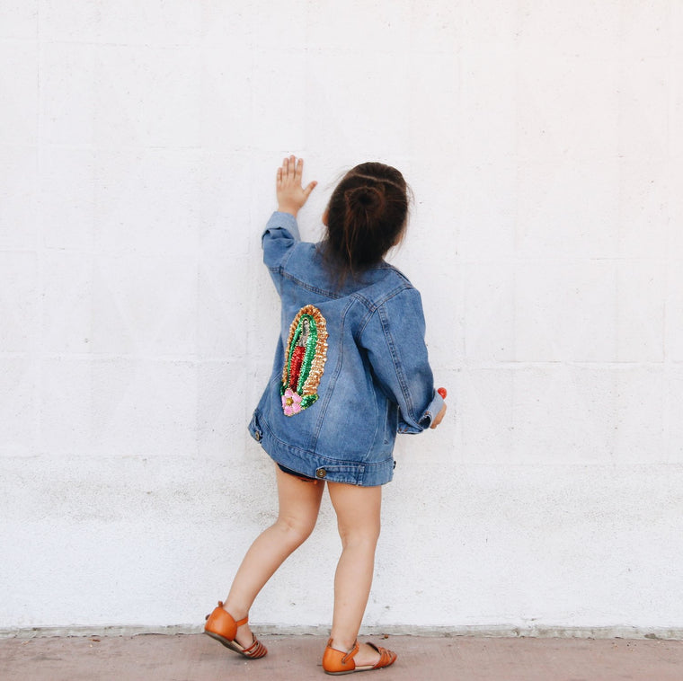 Kids Virgencita Jacket