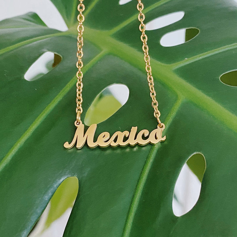 Motherland Necklaces