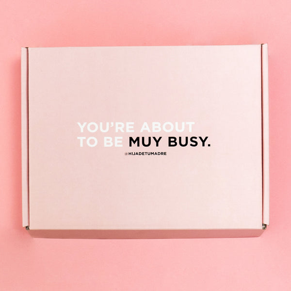 Muy Busy 2021 Weekly Planner (SHIPPING 12.04.20)