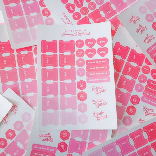 Planner Sticker Sheet