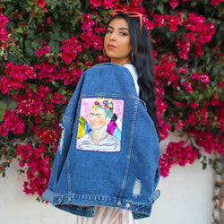 Frida Trucker Jacket (Pick your Wash)