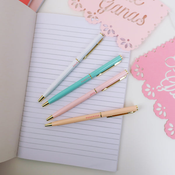 Make Jefa Moves Notebook Set (BACKORDER shipping 03/29)