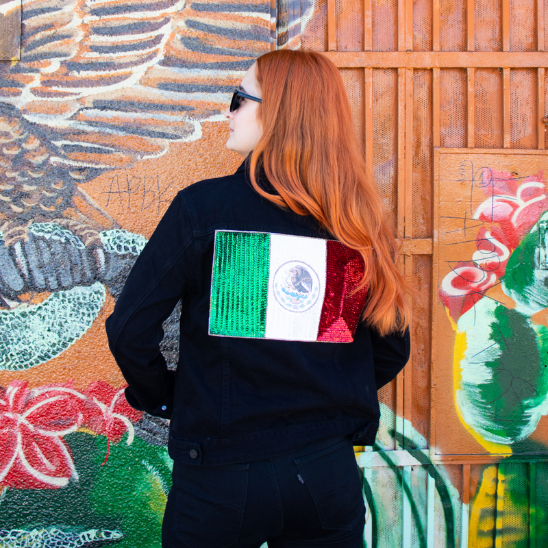 Mexico Bandera Jacket