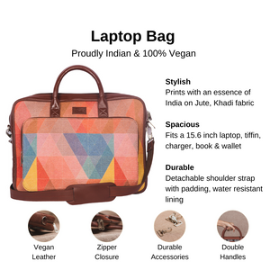 GeoOptics Laptop Bag