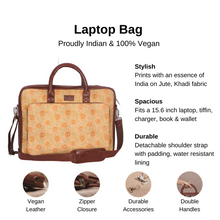 Load image into Gallery viewer, Daisybush Laptop Bag