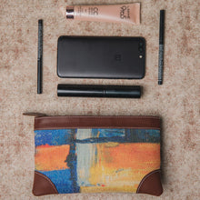 Load image into Gallery viewer, Zouk Abstract Amaze Multipurpose Pouch - Front view