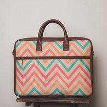 Load image into Gallery viewer, WavBeach Laptop Bag - Front