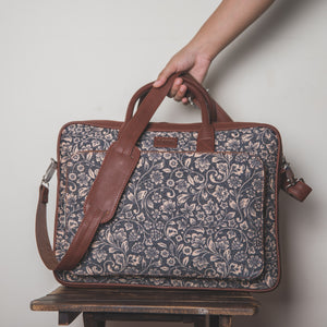 Zouk FloMotif Laptop Bag
