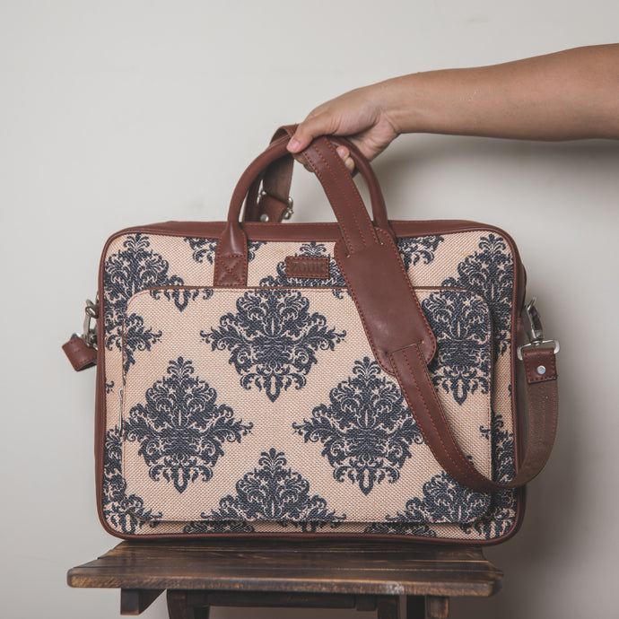MughalMotif Laptop Bag
