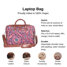 Load image into Gallery viewer, SpaceChakra Laptop Bag