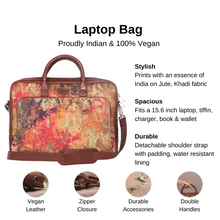 Load image into Gallery viewer, FloLov Laptop Bag