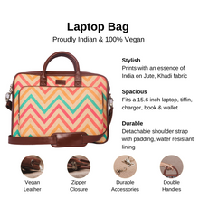 Load image into Gallery viewer, WavBeach Laptop Bag