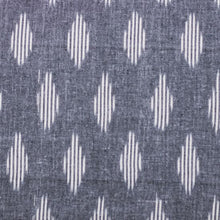 Load image into Gallery viewer, Ikat Striped Grey Laptop Bag