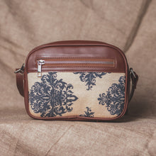 Load image into Gallery viewer, Mughal Motif Sling Bag