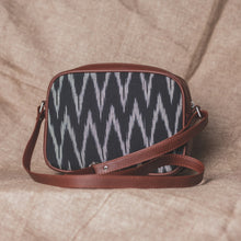 Load image into Gallery viewer, Ikat Wave Sling Bag