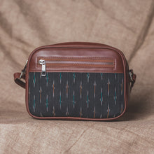 Zouk Ikat MultiStrip Sling Bag