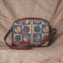 Load image into Gallery viewer, African Art Sling Bag