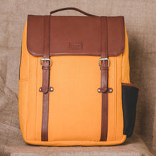 Load image into Gallery viewer, Zouk Sunshine Yellow Backpack