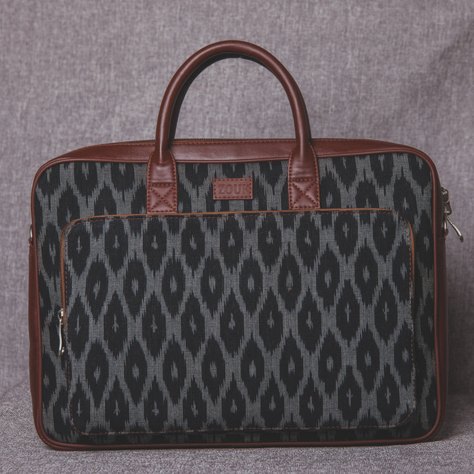 Ikat BlckMesh Laptop Bag