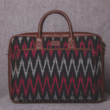 Load image into Gallery viewer, Ikat MaroWave Laptop Bag