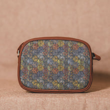 Load image into Gallery viewer, Multi Crystal Print Motif Sling Bag