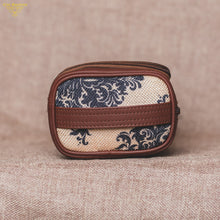 Load image into Gallery viewer, Travel Kit - Mughal Motif (Side)
