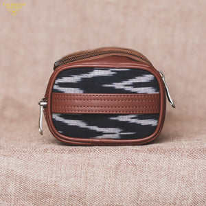 Travel Kit - Ikat Wave(Side)