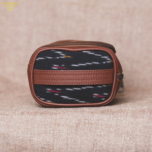 Travel Kit - Ikat African Wave(Side)