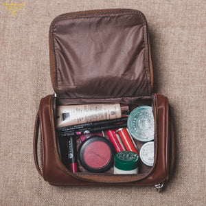 Travel Kit - IkatGreRed(Top)