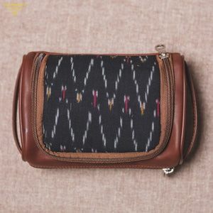 Travel Kit - Ikat African Wave(Top)
