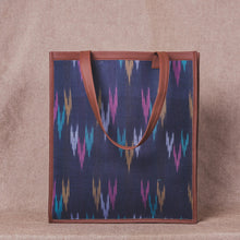 Load image into Gallery viewer, Blue Multi Strip - Tote Bag