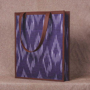 Blue Crystal - Tote Bag