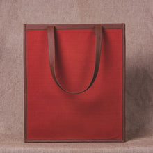 Load image into Gallery viewer, Canvas Brick Red - Tote Bag