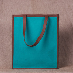 Canvas Sea Blue - Tote Bag