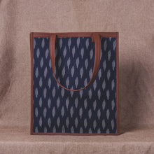 Load image into Gallery viewer, Ikat Jet Blue - Tote Bag