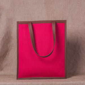 Canvas Royal Pink - Tote Bag
