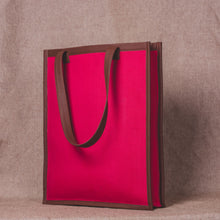 Load image into Gallery viewer, Canvas Royal Pink - Tote Bag