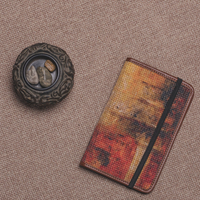 Passport Holder - Autumn
