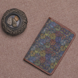 Passport Holder - Multi Crystal Print
