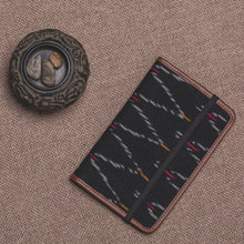 Load image into Gallery viewer, Passport Holder - Ikat African Wave
