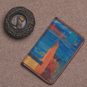 Passport Holder - Abstract Amaze