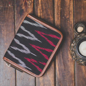Zouk Women's Wallet - MaroWave