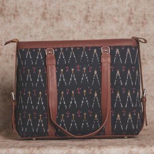 African Wave Women's Office Bag