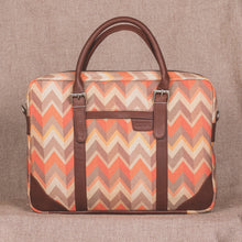 Load image into Gallery viewer, Messenger - Tidal Wave Laptop Bag