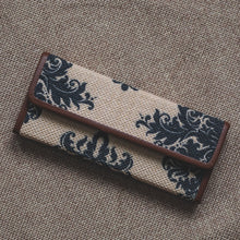 Load image into Gallery viewer, Mughal Motif  - Foldaway Eyewear Sunglasses Case