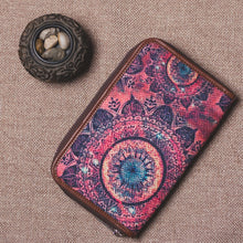 Load image into Gallery viewer, Classic Zipper Wallet - Space Chakra