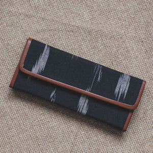 Ikat Arrow - Foldaway Eyewear Sunglasses Case
